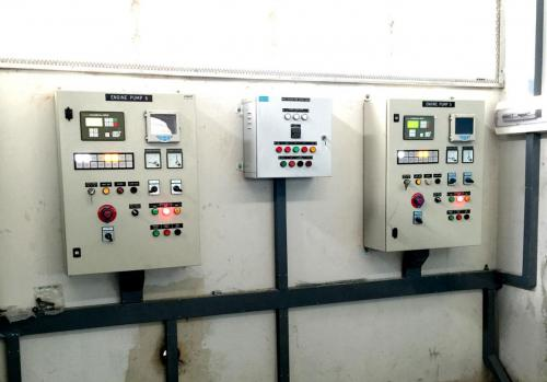 Engine-Control-Panel