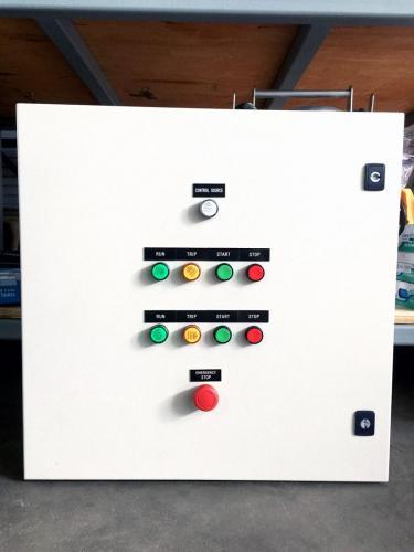 Pump-Control-Panel