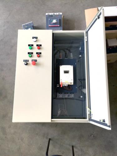 Softstarter-Control-Panel