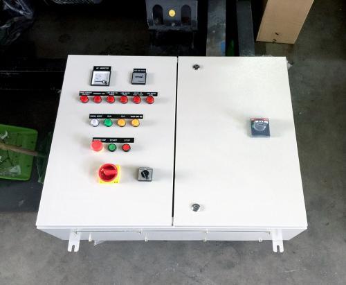 Star-Delta-Control-Panel